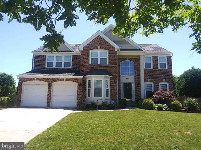 905 Cooks Bay Court, GAMBRILLS, MD 21054 (#MDAA403506) :: AJ Team Realty