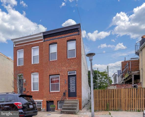 1523 Clarkson Street, BALTIMORE, MD 21230 (#MDBA472670) :: Blue Key Real Estate Sales Team