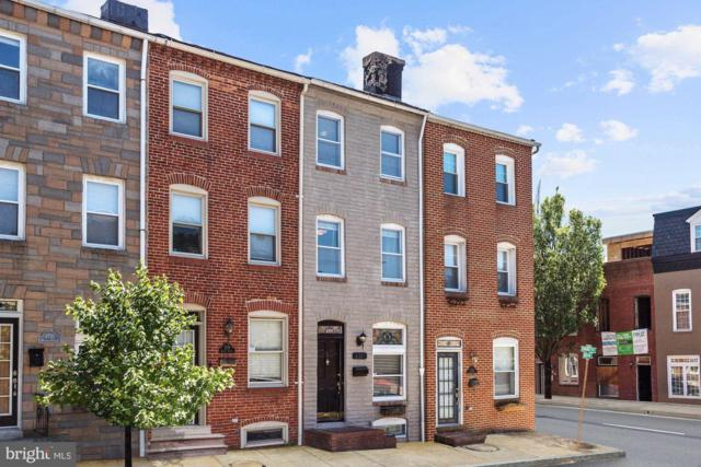 2717 Hudson Street, BALTIMORE, MD 21224 (#MDBA472704) :: Blue Key Real Estate Sales Team