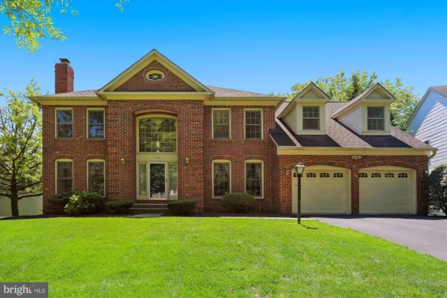 105 Midsummer Drive, GAITHERSBURG, MD 20878 (#MDMC664606) :: ExecuHome Realty