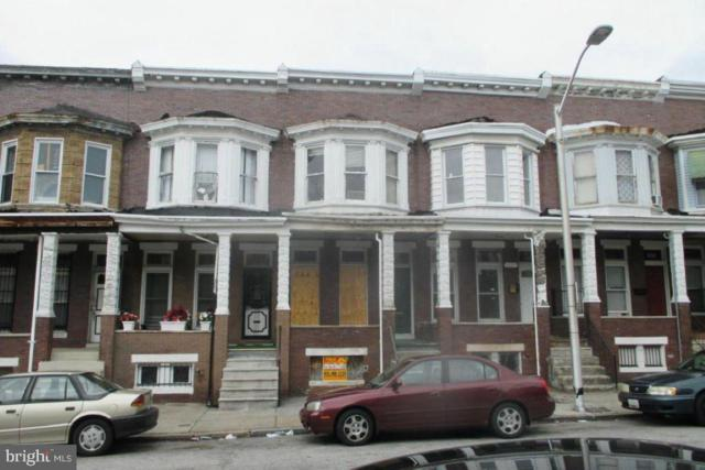 1622 Moreland Avenue, BALTIMORE, MD 21216 (#MDBA472782) :: Five Doors Network