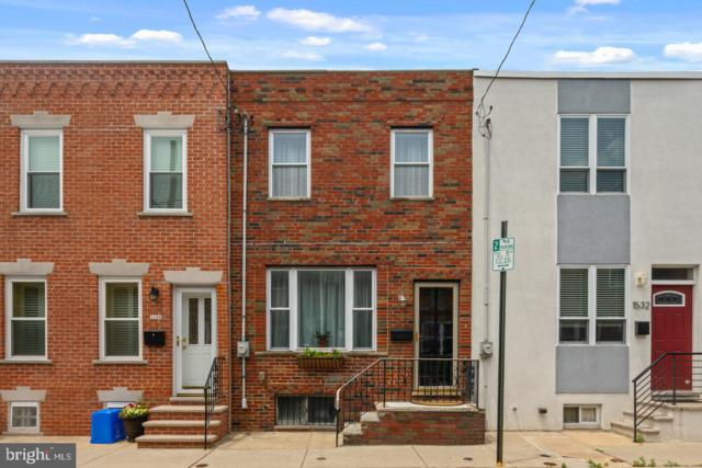 1534 S Iseminger Street, PHILADELPHIA, PA 19147 (#PAPH807134) :: RE/MAX Main Line