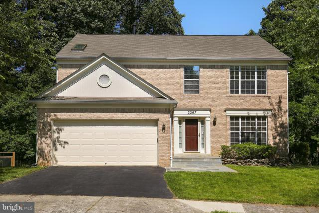 2207 Cold Meadow Way, SILVER SPRING, MD 20906 (#MDMC664660) :: The Licata Group/Keller Williams Realty