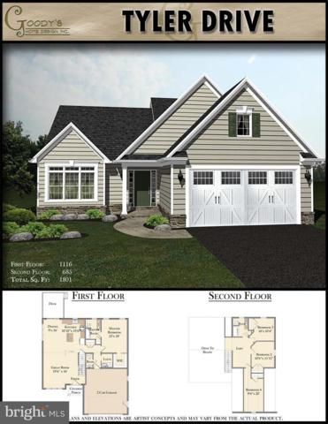 527 Madison Way Lot 29, MANHEIM, PA 17545 (#PALA134608) :: Liz Hamberger Real Estate Team of KW Keystone Realty