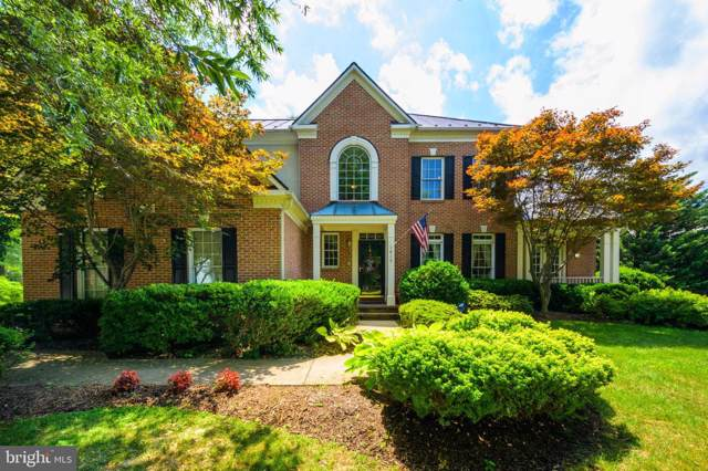 1415 Moore Place SW, LEESBURG, VA 20175 (#VALO387192) :: The Maryland Group of Long & Foster Real Estate