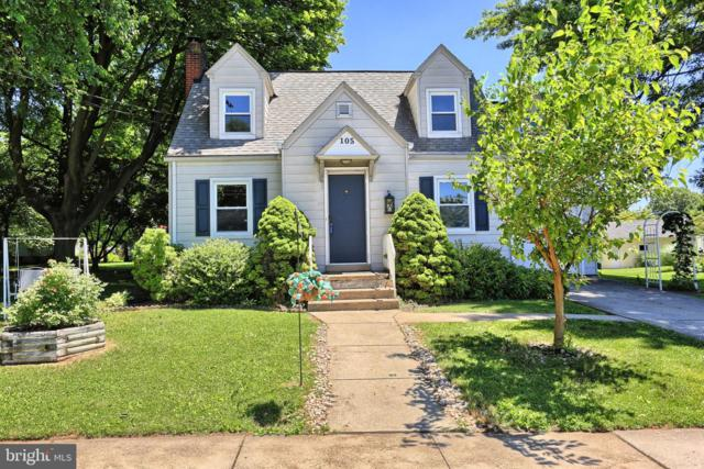 105 S Stoner Avenue, CAMP HILL, PA 17011 (#PACB114376) :: John Smith Real Estate Group