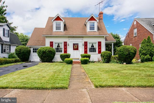 17 E 9TH Street, FREDERICK, MD 21701 (#MDFR248420) :: The Sebeck Team of RE/MAX Preferred