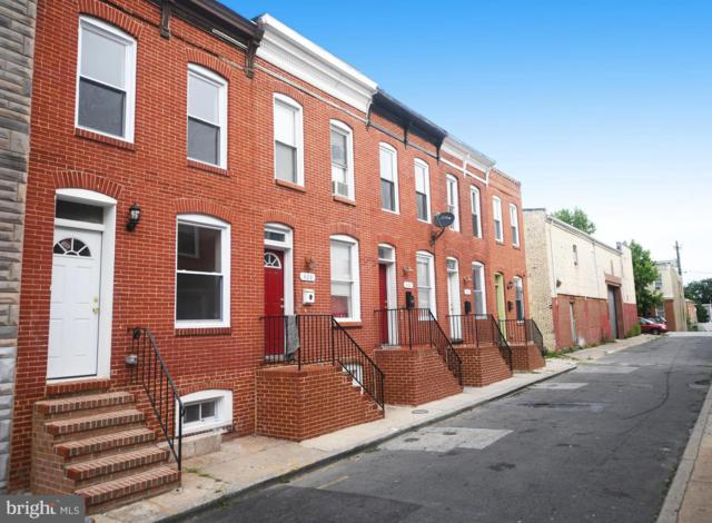 418 N Bradford Street, BALTIMORE, MD 21224 (#MDBA472892) :: RE/MAX Plus