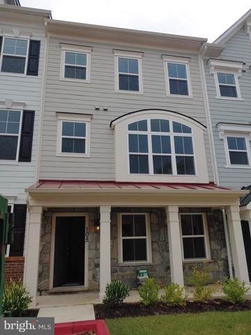 105 Norma Alley, ANNAPOLIS, MD 21403 (#MDAA403706) :: Dart Homes