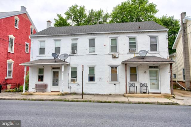 73 - 75 N Charlotte Street, MANHEIM, PA 17545 (#PALA134646) :: The Heather Neidlinger Team With Berkshire Hathaway HomeServices Homesale Realty