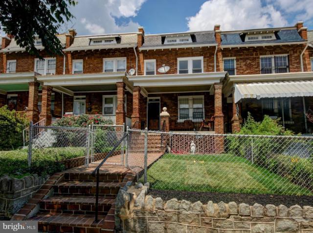 1318 Queen Street NE, WASHINGTON, DC 20002 (#DCDC431498) :: The Miller Team