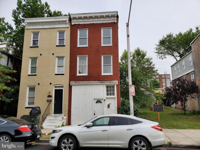 1036 Hollins Street, BALTIMORE, MD 21223 (#MDBA472912) :: The Miller Team