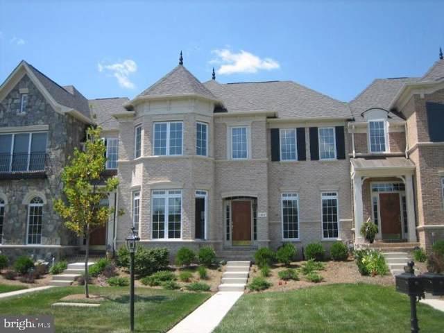 24907 Pinebrook Road, CHANTILLY, VA 20152 (#VALO387252) :: The Piano Home Group