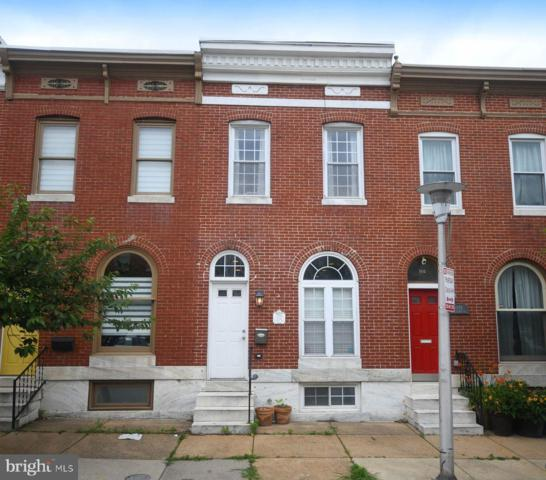 112 S East Avenue, BALTIMORE, MD 21224 (#MDBA472926) :: Blue Key Real Estate Sales Team