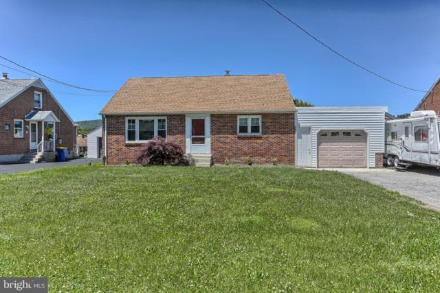 6587 York Road, SPRING GROVE, PA 17362 (#PAYK119002) :: The Joy Daniels Real Estate Group