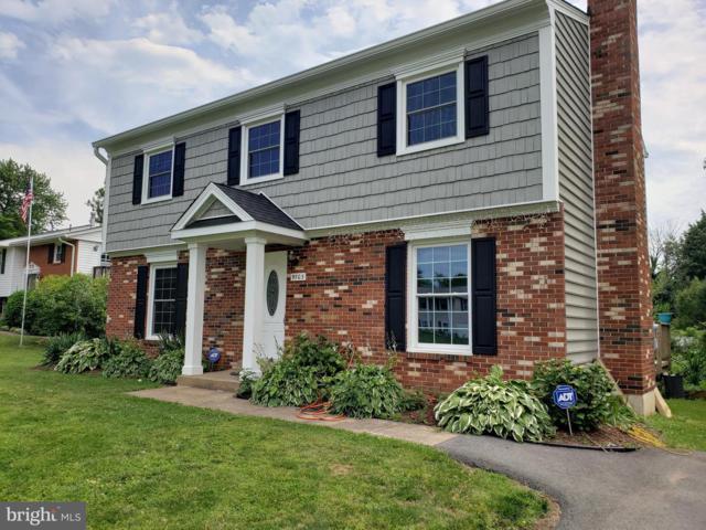 9703 Glen Court, MANASSAS, VA 20110 (#VAPW471016) :: Erik Hoferer & Associates
