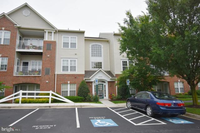2505 Amber Orchard Court W #101, ODENTON, MD 21113 (#MDAA403768) :: Great Falls Great Homes