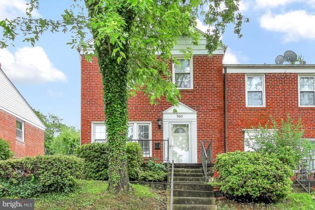 950 Fairmount Avenue W, BALTIMORE, MD 21204 (#MDBC462050) :: Browning Homes Group
