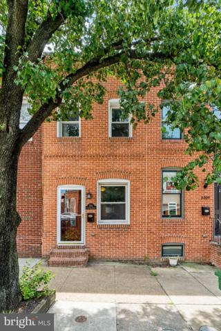 3311 O'donnell Street, BALTIMORE, MD 21224 (#MDBA472978) :: Blue Key Real Estate Sales Team