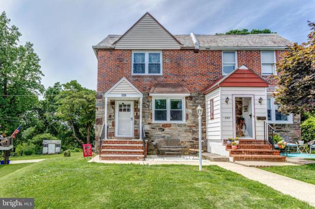 220 Blythe Avenue, DREXEL HILL, PA 19026 (#PADE494112) :: Jason Freeby Group at Keller Williams Real Estate