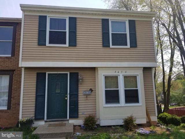 3470 Brookville Lane, WOODBRIDGE, VA 22192 (#VAPW471134) :: The Miller Team