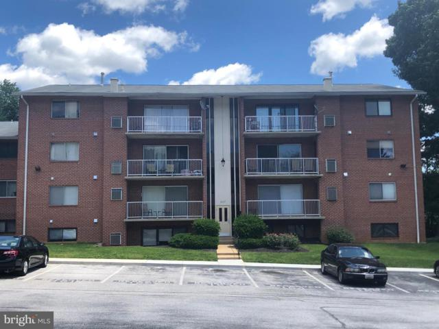207 Erin Way #202, REISTERSTOWN, MD 21136 (#MDBC462140) :: ExecuHome Realty