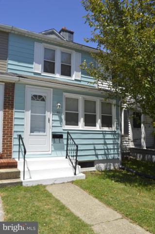 106 Baltimore Avenue, BALTIMORE, MD 21222 (#MDBC462160) :: Hill Crest Realty