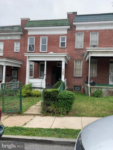 765 Linnard Street, BALTIMORE, MD 21229 (#MDBA473066) :: RE/MAX Plus