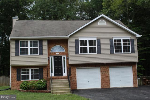 29 Breezy Hill Drive, STAFFORD, VA 22556 (#VAST212156) :: The Maryland Group of Long & Foster Real Estate