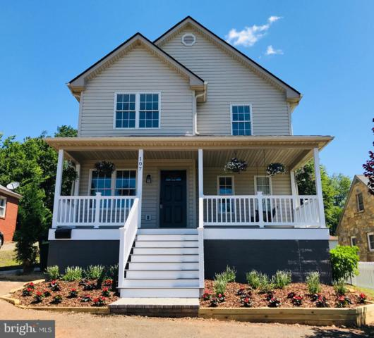 107 E Shirley Avenue, WARRENTON, VA 20186 (#VAFQ160904) :: City Smart Living