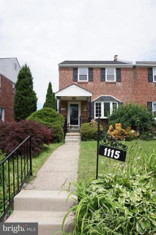 1115 Bryan Street, DREXEL HILL, PA 19026 (#PADE494160) :: RE/MAX Main Line