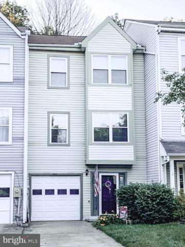 924 Oakmoor Drive #1603, BALTIMORE, MD 21227 (#MDBC462202) :: Dart Homes