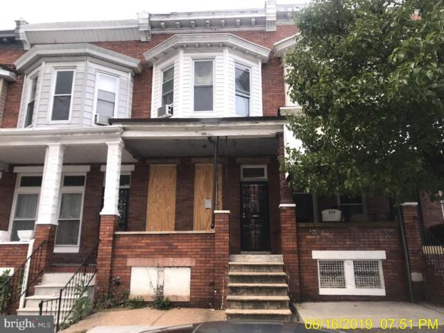 1706 Moreland Avenue, BALTIMORE, MD 21216 (#MDBA473122) :: The Maryland Group of Long & Foster Real Estate
