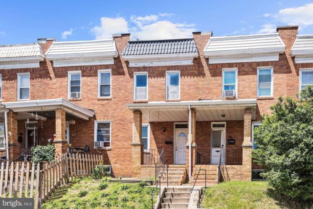 630 Rappolla Street, BALTIMORE, MD 21224 (#MDBA473136) :: Network Realty Group