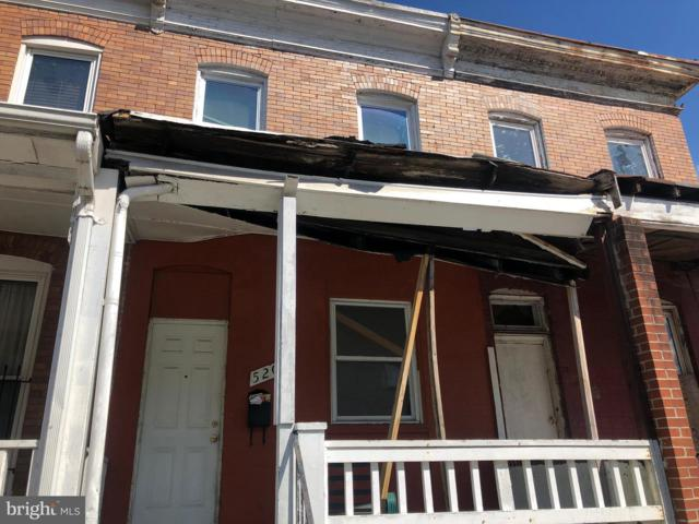 5203 Denmore Avenue, BALTIMORE, MD 21215 (#MDBA473140) :: Network Realty Group