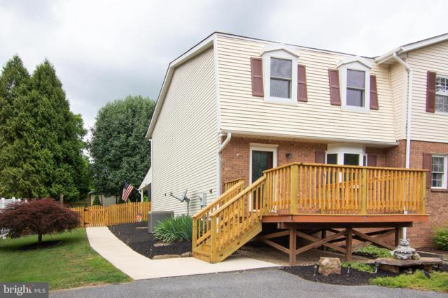 122 Bond Street B, WESTMINSTER, MD 21157 (#MDCR189504) :: The Maryland Group of Long & Foster