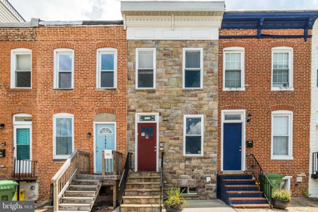 1509 Race Street, BALTIMORE, MD 21230 (#MDBA473160) :: The Miller Team