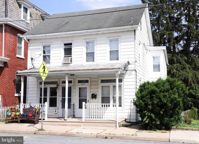 319 N State Street, EPHRATA, PA 17522 (#PALA134770) :: Bob Lucido Team of Keller Williams Integrity