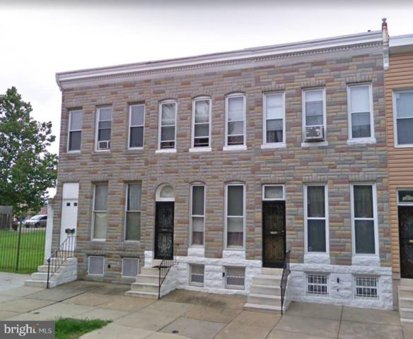 1217 E Oliver Street, BALTIMORE, MD 21202 (#MDBA473192) :: The Gus Anthony Team