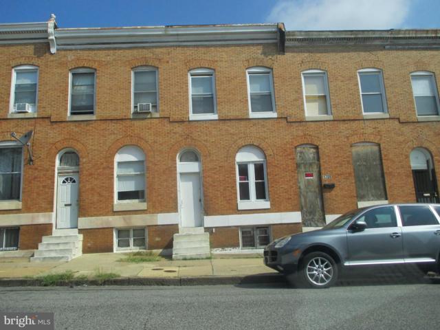 1706 E Lanvale Street, BALTIMORE, MD 21213 (#MDBA473194) :: The Gus Anthony Team