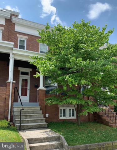 1335 W 42ND Street, BALTIMORE, MD 21211 (#MDBA473196) :: Corner House Realty