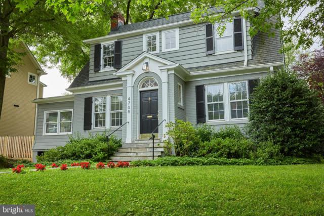 4708 Langdrum Lane, CHEVY CHASE, MD 20815 (#MDMC665222) :: The Daniel Register Group