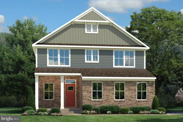 142 Brooke Village Drive, FREDERICKSBURG, VA 22405 (#VAST212196) :: The Maryland Group of Long & Foster Real Estate