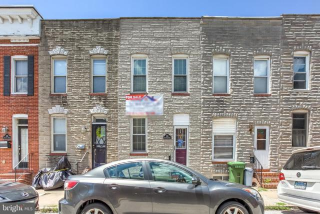 816 S Streeper Street, BALTIMORE, MD 21224 (#MDBA473214) :: Blue Key Real Estate Sales Team