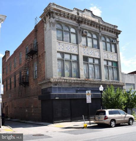 2112-2114 E Monument Street, BALTIMORE, MD 21205 (#MDBA473220) :: The Maryland Group of Long & Foster Real Estate