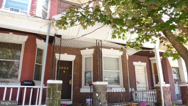 2855 N Bailey Street, PHILADELPHIA, PA 19132 (#PAPH808148) :: Dougherty Group