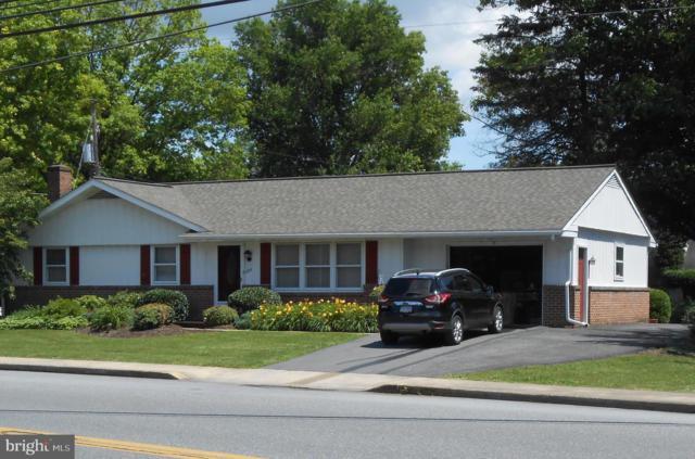235 W Colebrook Street, MANHEIM, PA 17545 (#PALA134798) :: The Craig Hartranft Team, Berkshire Hathaway Homesale Realty