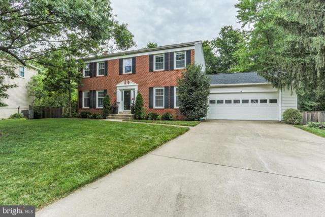 702 Jenny Ann Court, HERNDON, VA 20170 (#VAFX1071308) :: Network Realty Group