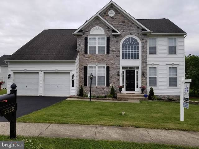 2520 Carriage Lane, DOVER, PA 17315 (#PAYK119172) :: Liz Hamberger Real Estate Team of KW Keystone Realty
