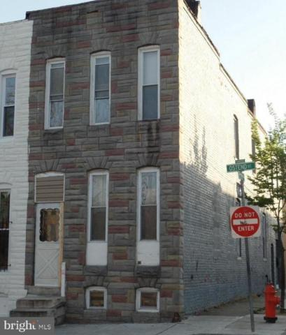 1421 W Ostend Street, BALTIMORE, MD 21223 (#MDBA473254) :: The Maryland Group of Long & Foster Real Estate